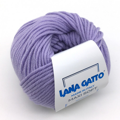 Lana Gatto MAXI SOFT сиреневый 10180