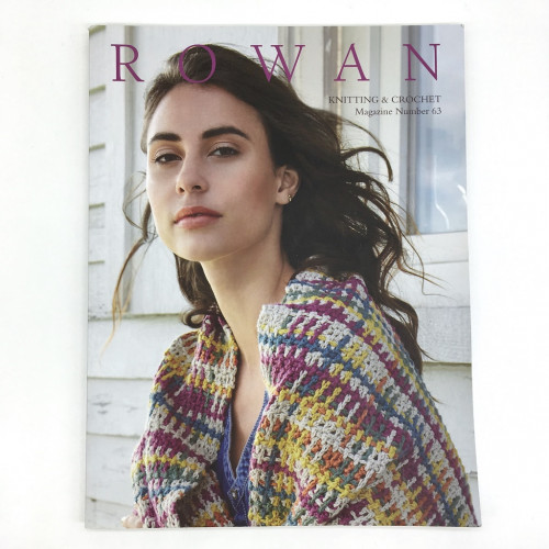 Журнал Rowan Knitting & Crochet Magazine 63